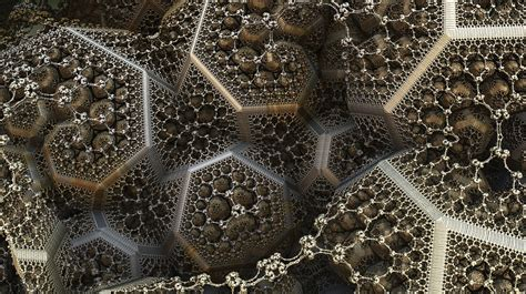 free illustration fractal recursive geometry free