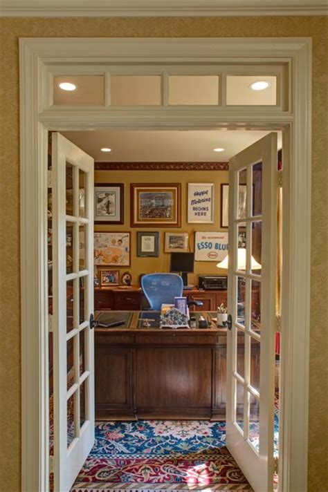 foyer office foyer home office traditional home office dc metro