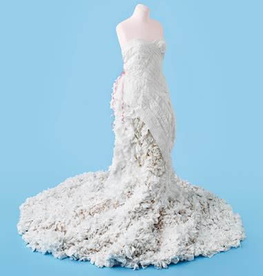 How To Make Toilet Paper Dress - a bridal showers what are they and what to