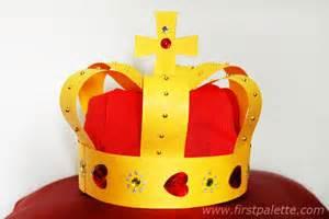 Craft Ideas For Kid - carnevale corone fai da te per re e principesse blogmamma it blogmamma it