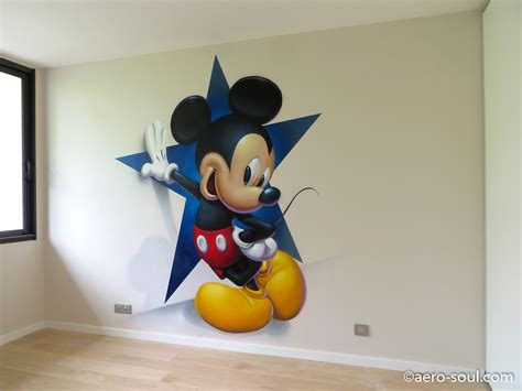 chambre mickey mouse decoration chambre walt disney gawwal com