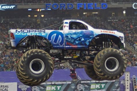 monster truck jam detroit field ford monster show truck
