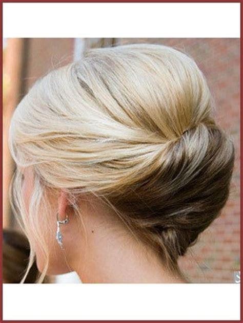 messy french twist love this for wedding hair cute simple french twist updo for wedding hair so that she could