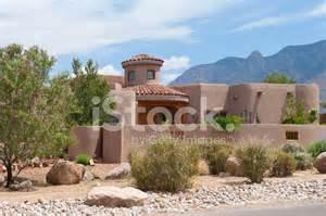 modern southwest adobe house stock photos freeimages com 277 plans found