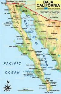 baja california peninsula map bgl news archivebaja news archives 2007 2011