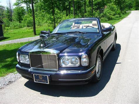 2001 Rolls Royce Corniche by 2001 Rolls Royce Corniche For Sale 1859452 Hemmings