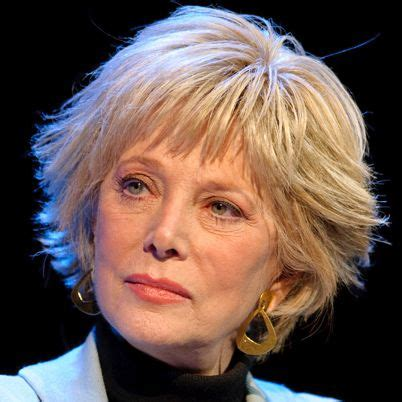 is leslie stahl s hair a wig leslie stahl hair lesley stahl biography facts