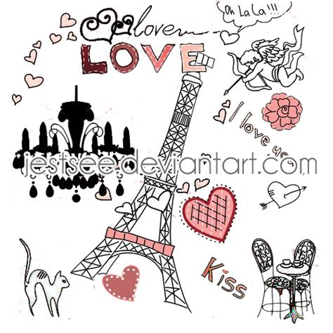 pack imagenes png tumblr png pack cute paris by jestsee on deviantart