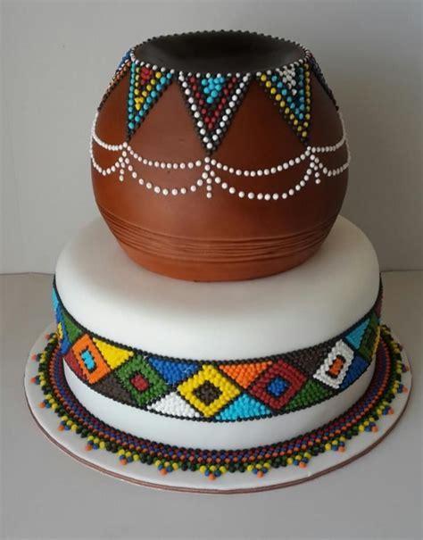 Beaded Wedding Cake   Cake by WithLoveBaking   CakesDecor