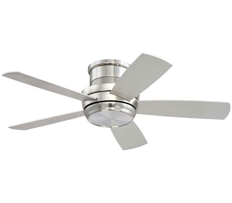 Hugger Ceiling Fans With Light And Remote Craftmade Tmph44w5 Tempo 44 Inch White Ceiling Fan