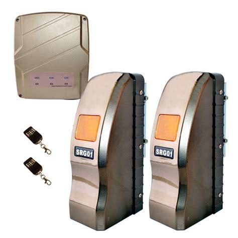 dual swing gate openers aleko rl1350 roller dual swing gate opener