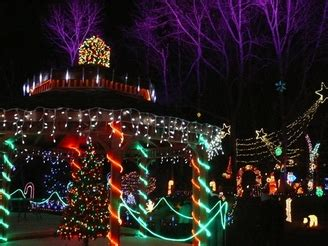 wonderland at the port stanley christmas lights