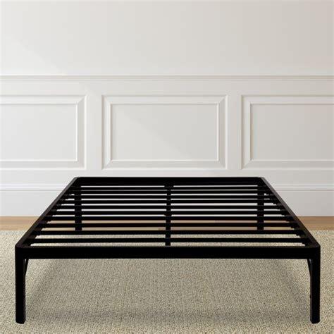 granrest 14 modern dura steel slat bed frame