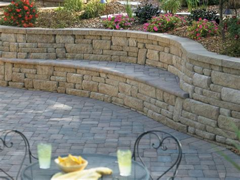 wall seating bench 20 magnificent outdoor stone walls that will beautify
