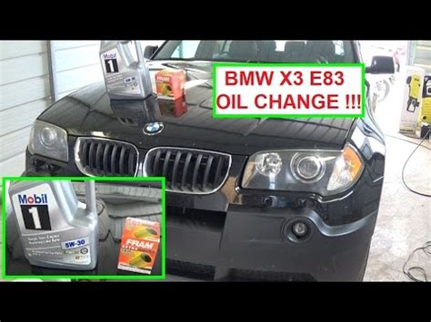 2004 bmw x3 change bmw x3 e83 change how to change the on a bmw x3 2
