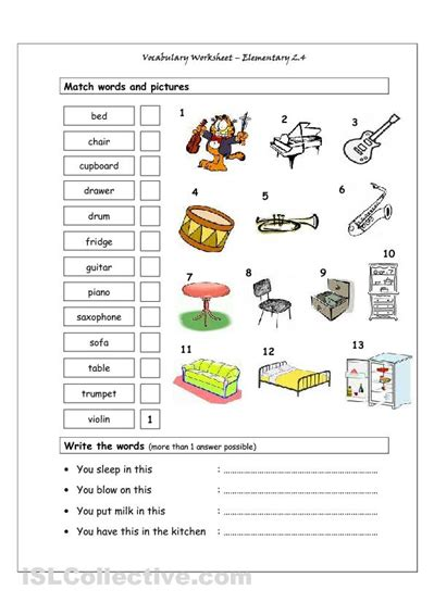 pattern synonyms in spanish spanish vocabulary worksheets pdf worksheets for all