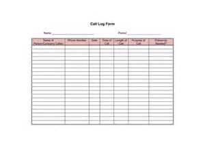 service call template search results for call log template calendar 2015