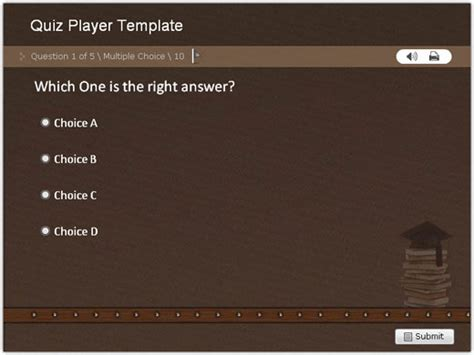 quiz themed download download quiz survey player templates for wondershare