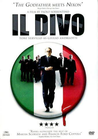 il divo andreotti il divo the spectacular of giulio andreotti dvd