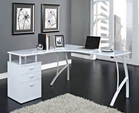 Computer Desks Nz Home Black Or White Corner Computer Desk Home Office Pc Table
