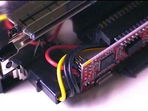 Memasang Hardisk Ps2 tgc playstation 2 hdd install hdloader doovi