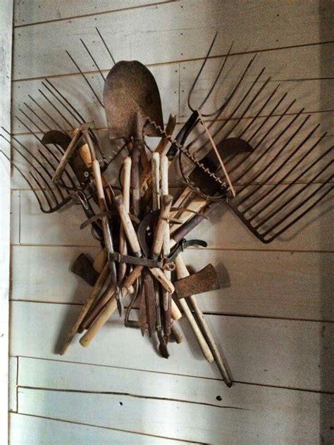 antique tools  garden tools garden tools decor