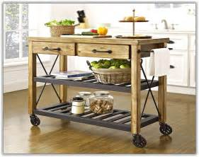 Ordinary Rolling Cart For Kitchen #7: Kitchen-island-carts-lowes.jpg