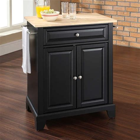 Kitchen Islands Movable movable kitchen island bar