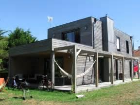 100 maison ossature bois montage prix construction
