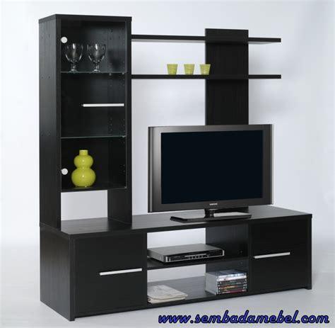 desain lemari pembatas ruangan lemari tv pajangan minimalis partisi sembada mebel ukir