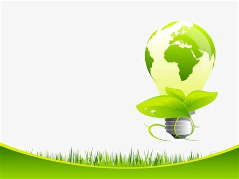 Green Ppt Templates Green Environmental Protection Ppt Templates Png Image And Clipart For Environmental Powerpoint Templates