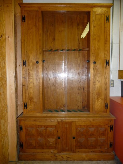 cath easy plans  wood gun cabinet wood plans  uk ca