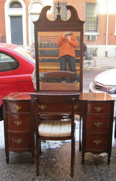 1940s furniture 1940 s mahogany bedroom set sold 1940s furniture 1940s mahogany vanity w mirror sold