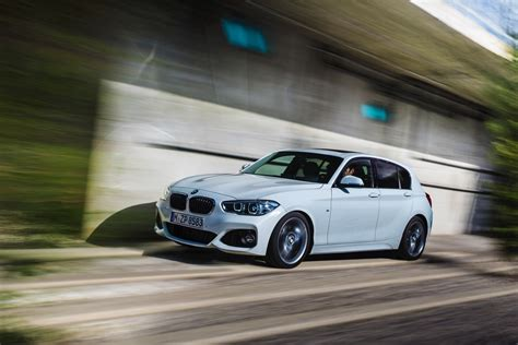 Bmw 1er Neues Modell 2015 by 2015 Bmw 1 Series Facelift Revealed With New Design And
