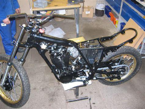 Yamaha Xt 500 Motor Lackieren by Xtoms Xts