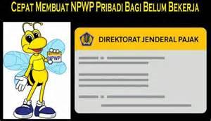 prosedur membuat npwp pribadi cara cepat buat npwp pribadi bagi yang belum kerja viva