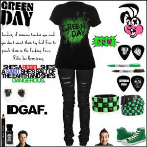 green day polyvore