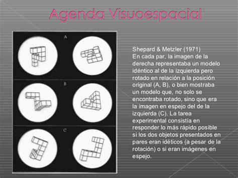 imagenes mentales kosslyn unidad 3 sistemas de memoria silvana v 225 ttimo