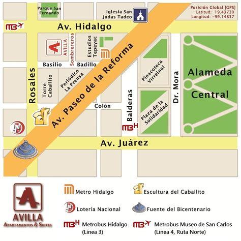 apartamentos turisticos avila ubicaci 211 n apartamentos avilla cdmx