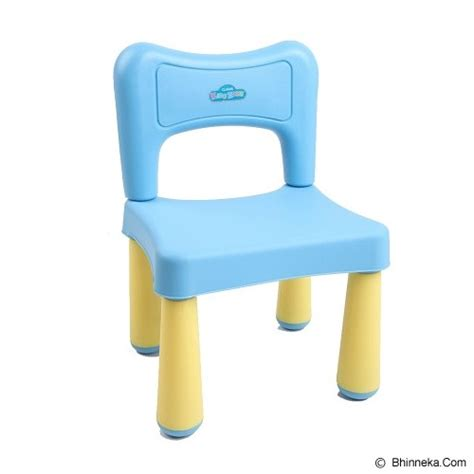 Jual Kursi Tiup Anak jual claris kursi anak kidzone blue murah bhinneka