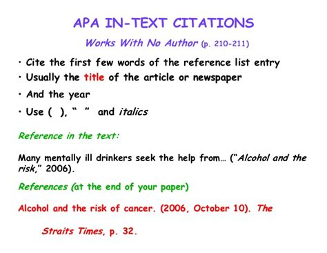 Article Title In Essay Apa by Journal Article Titles In Essays