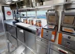food truck kitchen design mobile food trucks and trailers design and development of