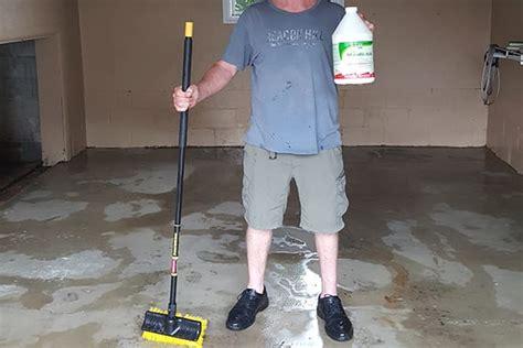 review    concrete floor stain paint  sealers