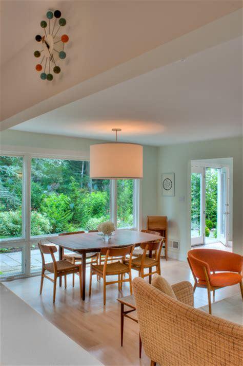 danish modern dining room danish modern modern dining room philadelphia by