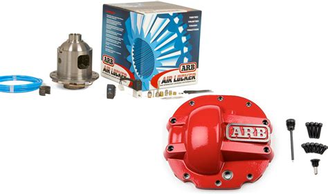 Air Locker Arb Promo arb air locker locking differential with ford 8 8 diff cover for 31 spline ford 8 8 rear axle