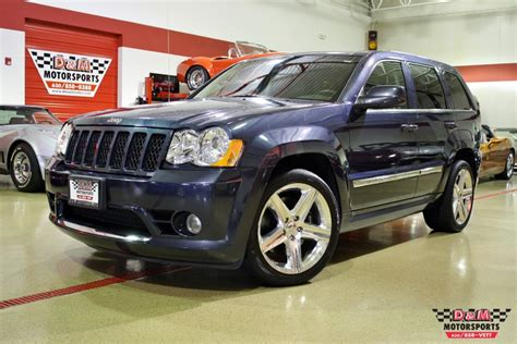 Srt8 Jeep 2008 2008 Jeep Grand Srt8 Stock M5161 For Sale Near