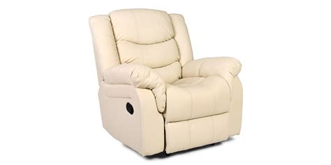 recliners seattle seattle manual recliner in cream