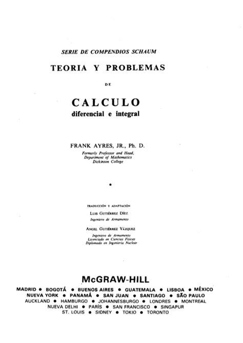 Livro Calculo Diferencial E Integral 2 Pdf - Partilhar Livros