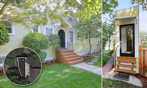 tiny houses for sale seattle iconic seattle spite house goes up for sale the o jays