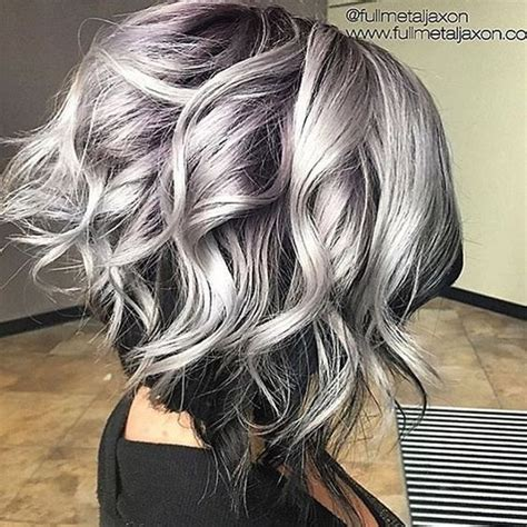 camouflaging gray hair with highlights 25 best ideas about gray hair highlights on pinterest